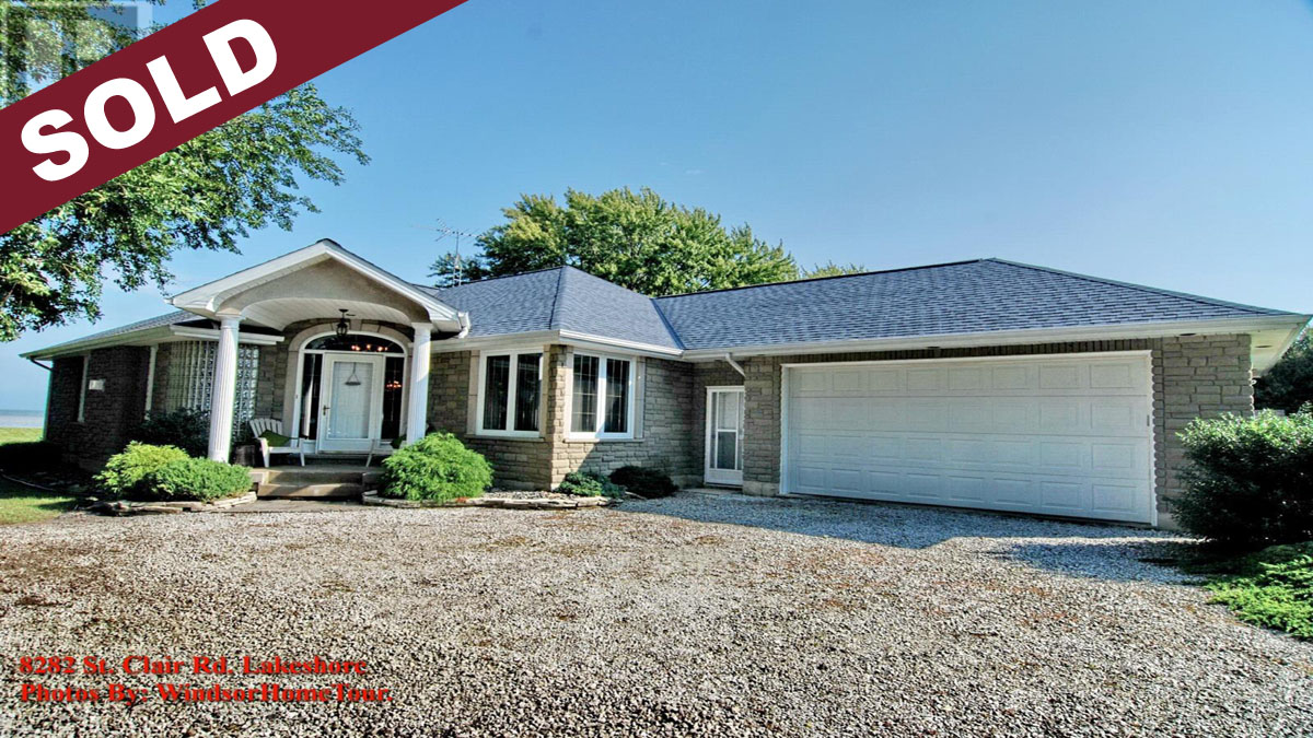 8282 St.Clair Stoney Point Home For Sale