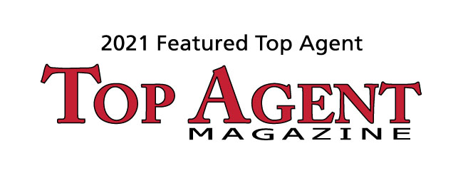 Janelle Lanoue Featured in Top Agent Magazine